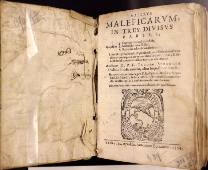 malleus malificarum